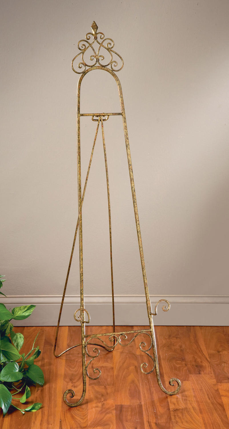 Parisian floor easel tripar international inc for Decor international wholesale